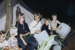 Zeltlager 1982